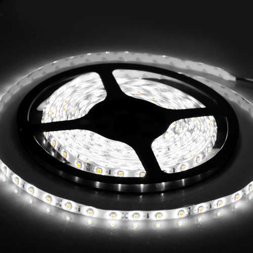 LED strip waterproof 5 meter wit
