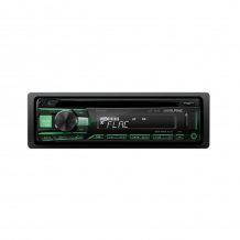 Alpine CDE-201R - CD/USB Receiver