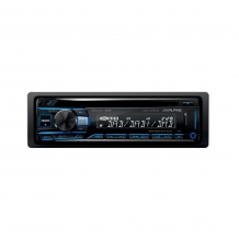 Alpine CDE-205DAB- CD/USB Receiver met DAB en BT