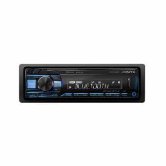Alpine UTE-200BT - Mechaless Media Receiver met BT