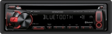 Kenwood KDC-BT33U  Radio/CD MP3/USB met BT